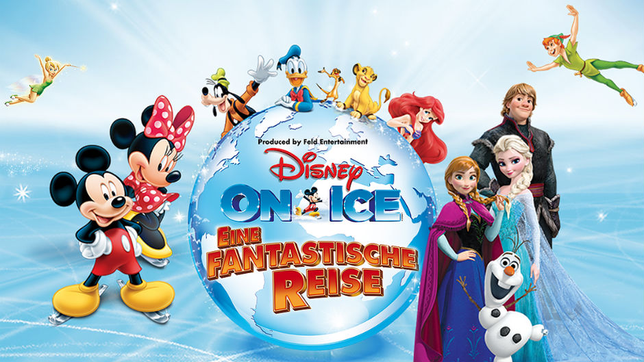 Disney On Ice Myeventradar