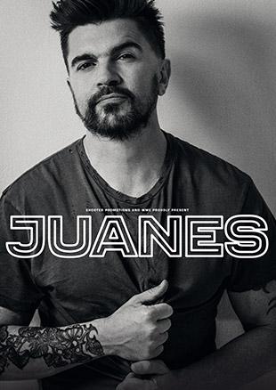 Juanes auf Tour in 2019